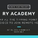 RY Academy — The Tipping Point: Why I Decided to Join Remote Year