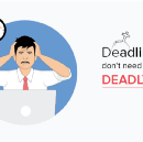 Deadlines don't need to be deadly