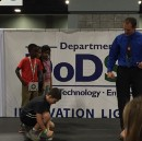 Army researchers engage at science, engineering festival