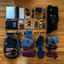 What's in my backpack (March 2017)