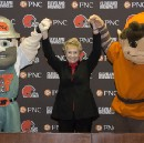 How the Browns and the University of Findlay Are Helping Shape Future Professionals