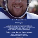 Phil Kessel places full-page ad in Toronto Star thanking Toronto fans for driving him out of town