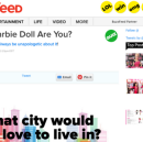 Finding Myself on Buzzfeed