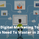53 Digital Marketing Tools You Should Master in 2017