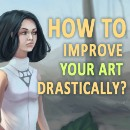 How to improve your art drastically?