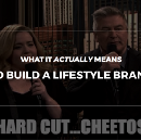 What It Actually Means to Build A Lifestyle Brand