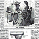 A Typewriter Is a Linotype's Kissing Cousin
