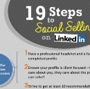 19 Steps To Social Selling [INFOGRAPHIC]