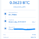 I just made $222 for writing on the blockchain. This is just the beginning.