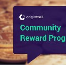 OriginTrail Community Reward Program: Get Tokens of Appreciation