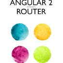 Announcing Angular Router Book