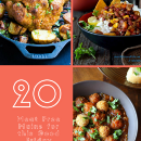 20 Meat Free Mains For This Good Friday