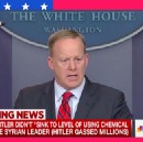 Reflections During Passover On Sean Spicer's Holocaust Denial