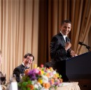 Our Top Picks: President Obama's White House Correspondents' Dinner Jokes, 2009–2015
