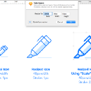 Tips for modifying icons with Sketch