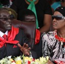 Out of Nowhere: Grace Mugabe could be the next president of Zimbabwe.