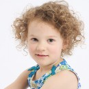 Dear Parent of the blue eyed, dirty blonde, curly haired girl age four to six…