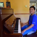 The keys to success: Moorestown sixth grader wins grand prize at local competition