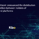 The Kibo team announced the distribution of $ 13 million between holders of tokens and platforms