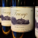 Trump Plugs His Virginia Vineyard After Fires Ravage California Wine Country