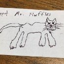 Warming Up To Mr. Fluffles