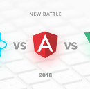 ReactJS vs Angular5 vs Vue.js — What to choose in 2018?