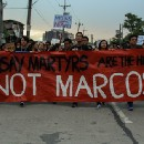 IN PHOTOS: Pisay students rally against Marcos burial