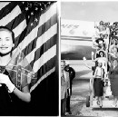 Photos of early Miss Universe contestants are a strange look at Jet Age ideas of multiculturalism