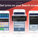 Check out our revamped lyrics widget for iOS 10