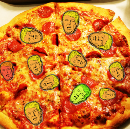 I Went Undercover to a Trump Campaign Debate Party at Round Table Pizza, and I Foresaw the End…