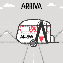 My process of creating the Arriva web site