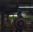 My Chance Encounter as Captain America with a 9/11 Responder