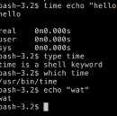 /usr/bin/time: not the command you think you know