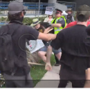 Communists/Antifa: punching old men on the steps of City Hall and intimidating women in London…