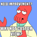 #PerfMatters using custom Views in Android to improve performance—Part 1