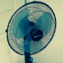 Ode to an Oscillating Fan