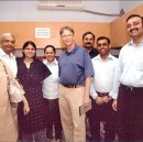 To the man whom Bill Gates paid a surprise visit