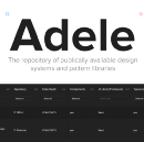 Introducing Adele — the Open Source Repository of Design Systems & The Story of Why This Crazy CEO…