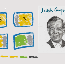 "Joseph Campbell's daily routine for ""the most important period of my scholarship and study"""