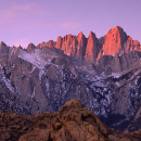 Hiking the @Mt. Whitney Trail