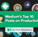 Medium's Top 10 Posts of All Time About Productivity