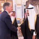 Secret files: British government courting Arab tyrants, fossil fuel interests