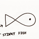 Stinky Fish:  How facing fears unleashes creative collaboration