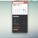 What's in my Mac's menu bar right now