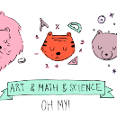 Art and Math and Science, Oh My!