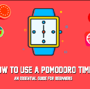 How to use a Pomodoro Timer