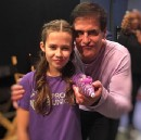 This Awesome 11-year-old Girl Invented A Prosthetic Arm That Shoots Glitter