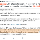 Email / Tweet your MP — support EU citizens — vote for NC27