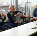 Startup Leader visits Entrepreneurs, Innovation Centers in Sioux Falls