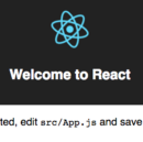 Learning React With Create-React-App